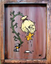 JACE - Painting - sans titre