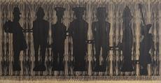 Pascale Marthine TAYOU - Pintura - Code Noir 3