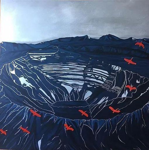 BATLI - Painting - Flamingo Road