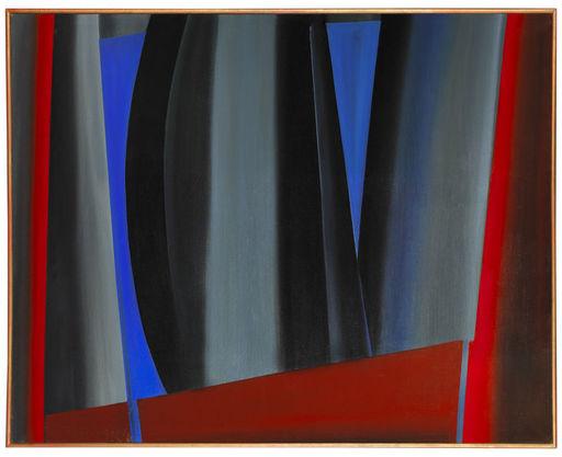 Gilbert SWIMBERGHE - Gemälde - Composition II