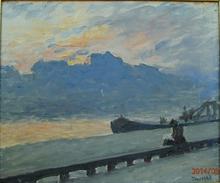 Paul THOMAS - Pintura - Recherche toutes oeuvres de ce peintre