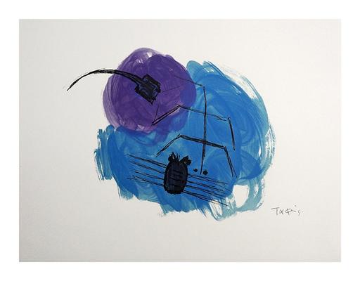 Vassilakis TAKIS - Print-Multiple - Insectes