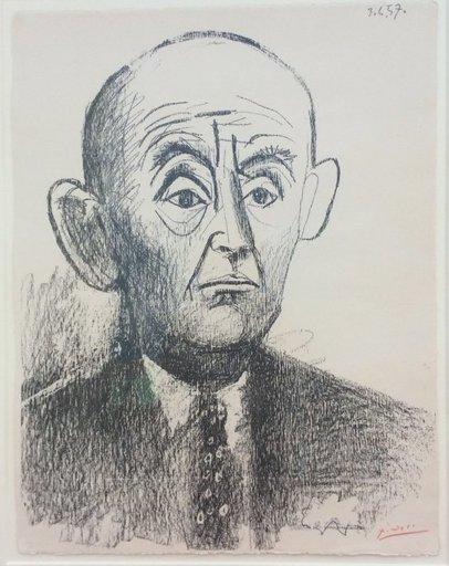 Pablo PICASSO - Stampa Multiplo - PORTRAIT DH KANDWEILLER