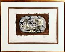 Georges BRAQUE - Print-Multiple - Phaeton (Char 1)
