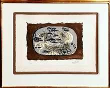 Georges BRAQUE - Print-Multiple - Phaeton (Char 1)