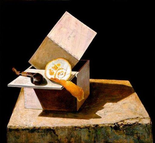 Arturo MONTOTO ECHEVARRIA - Painting - Al Día Siguiente