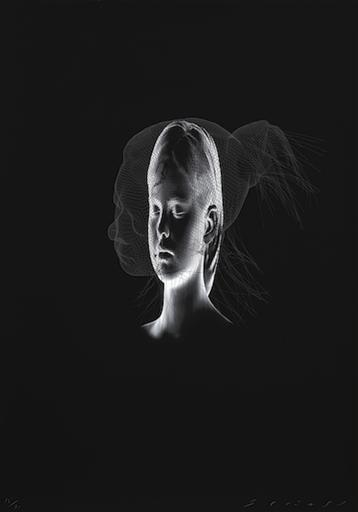 乔玛·帕兰萨 - 版画 - Aura III