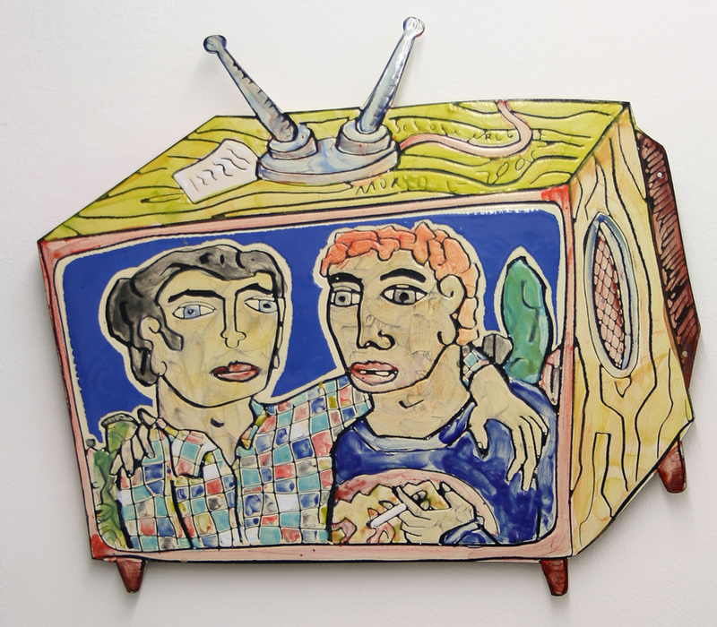 Moritz GÖTZE - Escultura - TV