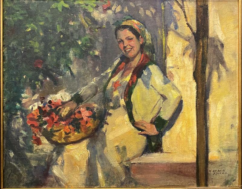 Oscar GARCIA RIVERA - Pintura