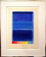 Heinz MACK - Grabado -  Blue Note