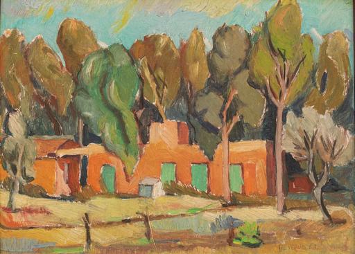 Enrico BENAGLIA - Pittura - Paesaggio