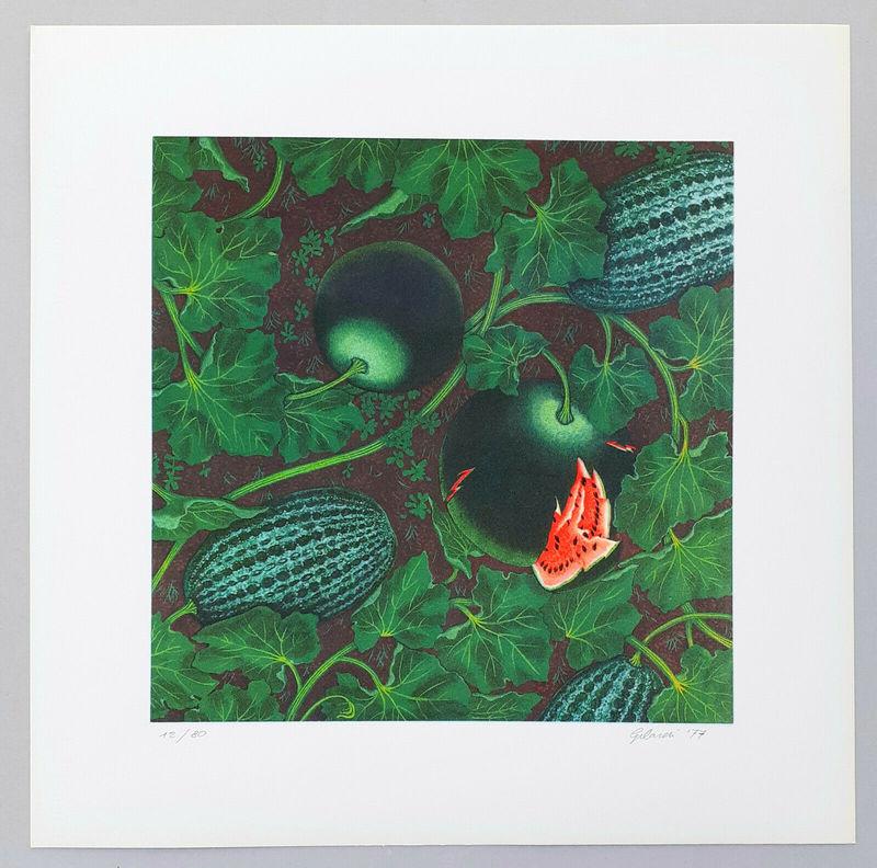 Piero GILARDI - Print-Multiple - Cocomeri