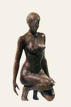 Jacques COQUILLAY - Escultura - La natte