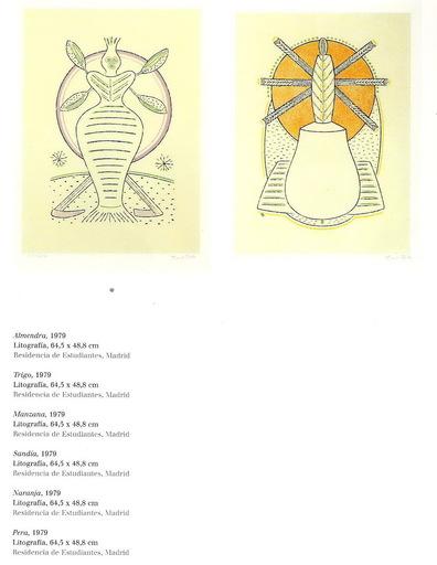 Maruja MALLO - Print-Multiple - homenaje a la revista occidente