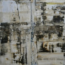 Paul Alexander VAN RIJ (1957) - Barcelona Wall III    (Cat N° 2931)