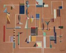 José MIJARES - Painting - Abstract