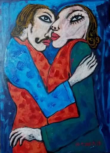R.U. SUBAGIO - Painting -  Power of LOVE