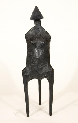 Lynn Russell CHADWICK - Sculpture-Volume - Standing Woman No 1