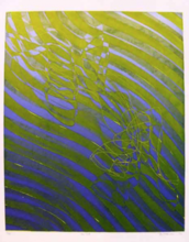 Stanley William HAYTER - Print-Multiple - The Fall