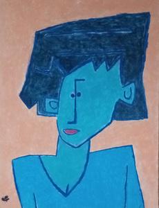 Harry BARTLETT FENNEY - Painting - isabel