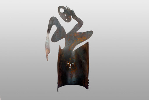 Menashe KADISHMAN - Sculpture-Volume - Suffering Mother