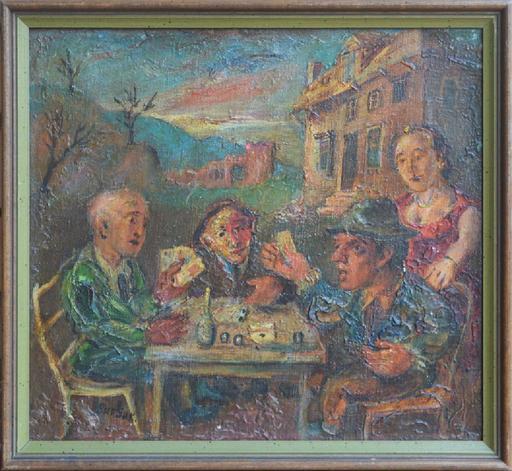 David BURLIUK - Gemälde