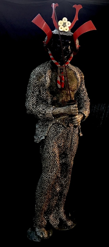 DIGEMA - Sculpture-Volume - Miyamoto MUSASHI   (Vendue)