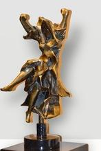 Salvador DALI - Sculpture-Volume - Carmen Castanets Medium Scale