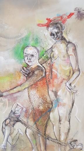 Ignacio MERIDA - Pintura - sans titre