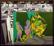 Philippe ARTIAS - Painting - Venezia
