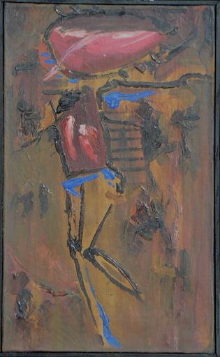 Tadeusz BRZOZOWSKI - Painting - SOJUSZNIK