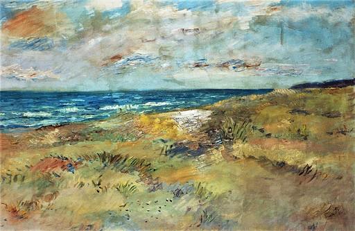Michele CASCELLA - Gemälde - Spiaggia