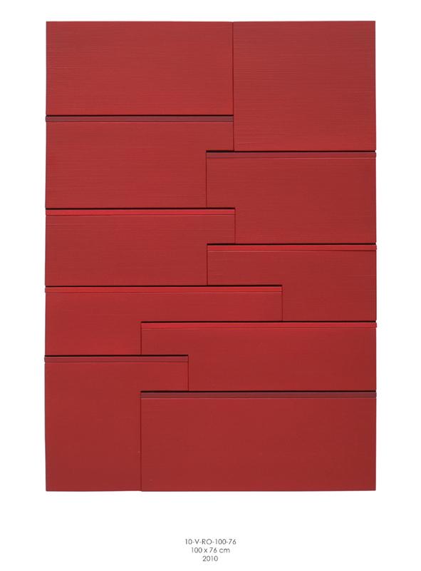 Walter STRACK - Pintura - 10-V--RO-100-70
