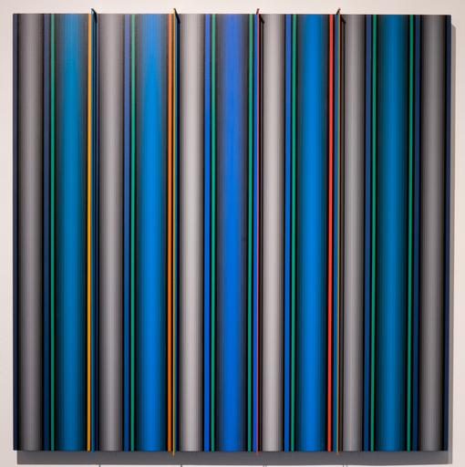 Dario PEREZ FLORES - Painting - Prochromatique A 1176
