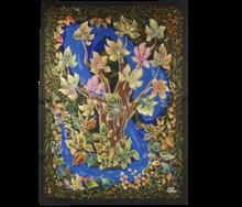 Henri ILHE - Tapiz - l'arbre de vie