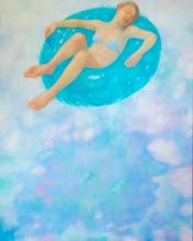 Hiromi SENGOKU - Pittura - Floating island
