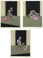弗朗西斯•培根 - 版画 - TRIPTYCH - AUGUST 1972