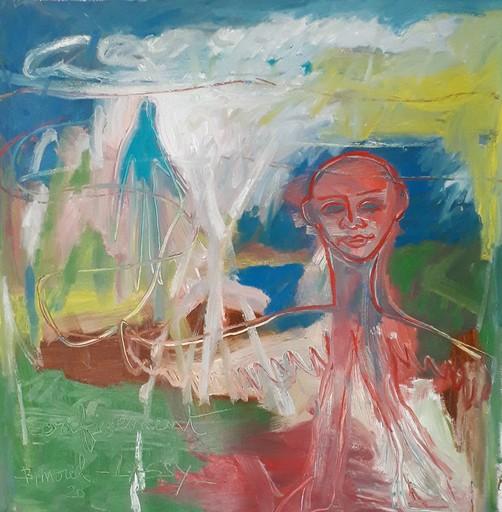 Bernard MOREL - Pintura - CONFINEMENT