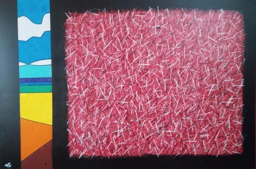 Harry BARTLETT FENNEY - Painting - glimpse #1 (04/2020)