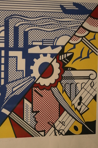 Roy LICHTENSTEIN, Industry and the Arts II
