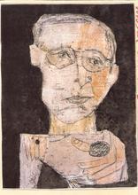 Antonio Luigi DEL SAL - Pintura - AUTORITRATTO