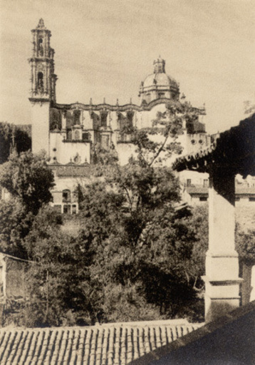 Hugo BREHME - Photo - Taxco Church