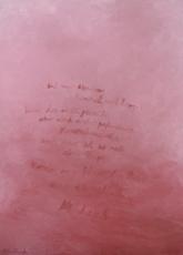 Stefan LAUSCH - Gemälde - Erst war dies Himmel und Berg...