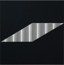 Getulio ALVIANI - Pintura - superficie volume virtuale