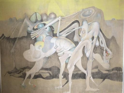 Gerardo CHAVEZ - Gemälde