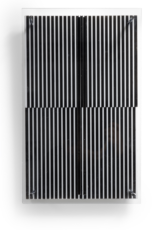 Jesús Rafael SOTO - Sculpture-Volume - Paralelas Vibrantes