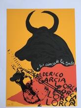Fernandez ARMAN (1928-2005) - Homage to Federico Garcia Lorca