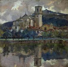 María Luisa PÉREZ HERRERO - Pintura - El Paular