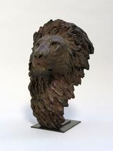 Pierre-Jean CHABERT - Escultura - Tête de lion