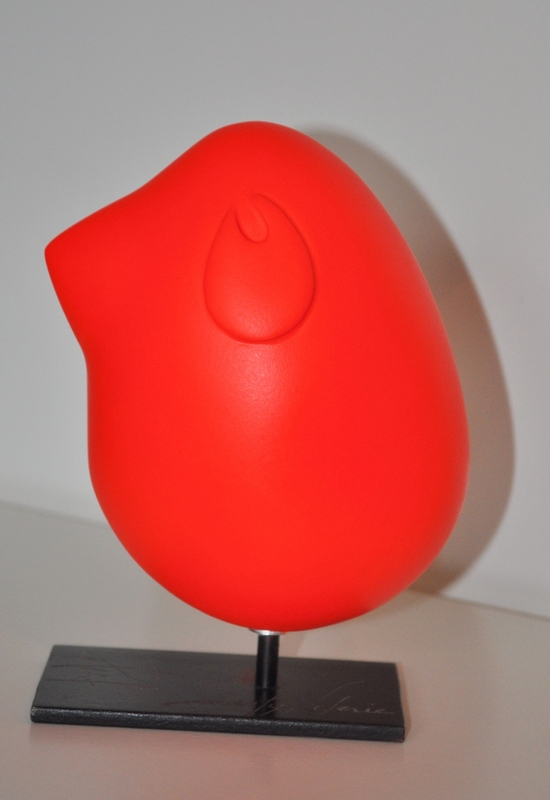 Valérie MARTY - Sculpture-Volume - Piaf
